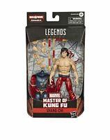 "Marvel Legends Shang Chi Action Figure 6"" Demogoblin BAF Spiderman IN STOCK"