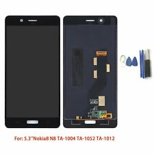 for Nokia 8 N8 LCD Display Touch Screen Digitizer Assembly Tool Replacement Part