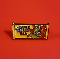 Rugrats Pin Reptar Bar Pin Retro TV Show Enamel Brooch Badge Lapel