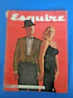 ESQUIRE March 1957 Magazine Aldous Huxley NCR Paris THORNTON WILDER Anthony West