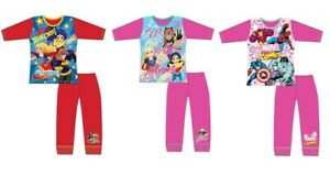 NEW BNWT MOTHERCARE Wonder Woman Girls Pyjamas Age 2-3 Years