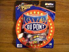 Jeff Gordon #24 FLAMES DUPONT short package  NASCAR CAR & HOOD Winners Circle