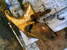 International cub 154 low boy tractor IH Power Take Off PTO tightner for belt