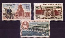Mali: Scott Nº C12-C14, Mint, NH, different thematic ML03