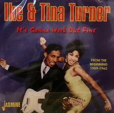 IKE & TINA TURNER 'It's Gonna Work Out Fine' - 2CD Set on Jasmine