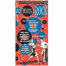 Red, White & Rock [Box] by Various Artists (Cd, Oct-2002, 3 Discs, Rhino.