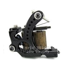 CARBON 8-Wrap Coil Tattoo Machine LINER & SHADER Supply Ink
