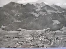 12497 Foto AK Luftbild Grassau Chiemgau 1958