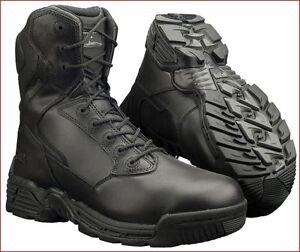 AUSVERKAUF ++ Hi-Tec Magnum Stealth Force 8.0 Leather WPI  in Gr.: 44 ( UK 10 )