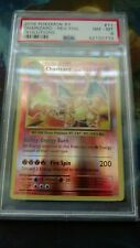 CCC Pokemon PSA 8 Charizard Evolutions Reverse Holo 11/108