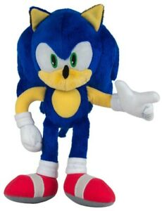 Sonic The Hedgehog Sonic 12-Inch Deluxe Plush