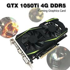 GTX1050Ti 128Bit PCI-E 4GB DDR5 HDMI Graphics Computer Game Gaming Video Card