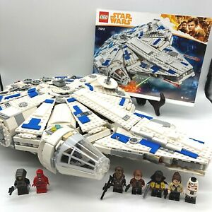 LEGO Star Wars SOLO 75212 Kessel Run Millennium Falcon Complete Set Chewbacca NR