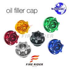 CNC Motorcycle Rudder Oil Filler Cap For Honda CBR 600RR /ABS 2003-2006 03 04