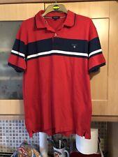 Camisa Polo Para Hombre Gant XL Rojo