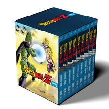 Dragon Ball Z: Complete Anime Series Seasons 1 2 3 4 5 6 7 8 9 Boxed BluRay Set