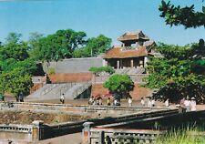 Mausoleum of Tu Duc Vietnam Postcard unused VGC
