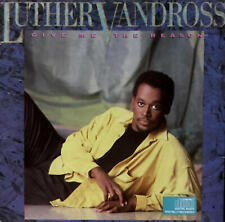 "Luther Vandross - Give me the reason (incl. ""Stop to love"") CD EPIC EK 40415"