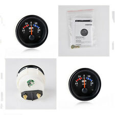 "Brand New 2"" 52mm Black Car Smoke AMP Gauges Meters Tinted -60A ~ 0 ~ 60A"