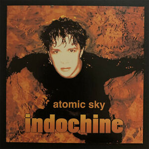 [RARE] CD Single Indochine Atomic Sky
