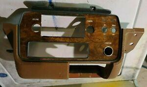 DASH BEZEL AMC Concord Spirit Eagle Faceplate Radio Housing Console 81 82 83 84