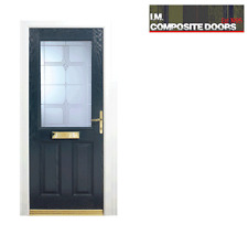 Parama Deco Composite Door (£675 Fully Fitted)