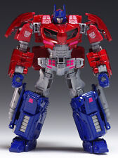 Japan Rare TAKARA TOMY TRANSFORMERS UNITED UN01 Optimus Prime Action Figure