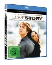 Love Story [Blu-ray/NEU/OVP] mit Ryan O'Neal und Ali McGraw über das Schicksal e