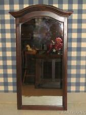 Ethan Allen Bonnet Top Mirror 5020 Old Tavern Antiqued Pine Collection