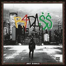 B4.DA.$$ [LP] [PA] by Joey Bada$$ (Vinyl, Jan-2015, Relentless)