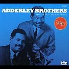 ADDERLEY BROTHERS - ADDERLEY BROTHERS * NEW CD