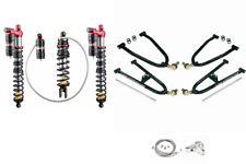 Lonestar +2 A-Arms Elka 3 Legacy Front Rear Shocks Suspension Kit Yamaha Banshee