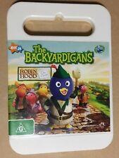 Backyardigans - Robin Hood The Clean (DVD, 2009) Region 4
