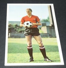 BRUNGS 1. FC NÜRNBERG FUSSBALL 1966 1967 FOOTBALL CARD BUNDESLIGA PANINI