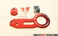 EPR Red Colour Tow hook for Honda Civic EG EK EP3 TypeR Integra DC2 DC5 Prelude