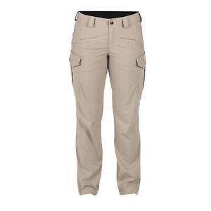 5.11 Tactical 64447 Womens Icon Pant Size 18 Regular, Khaki