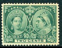 Canada 1897 Jubilee 2¢ Scott # 52 MNH D431