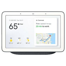 Google Home Hub with Google Assistant Chalk or Charcoal - GA00515-US GA00516-US