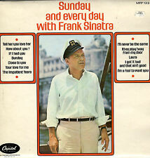 LP von Frank Sinatra - Sunday and every day with Frank Sinatra