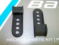 BAUER J-Clips, Hockey Helmet Parts, 1 Pair, NEW