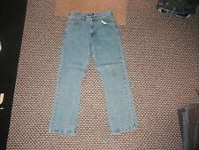 "Denim Co Classic Fit Jeans Waist 32"" Leg 30"" Faded Medium Blue Mens Jeans"