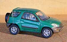 Hongwell Cararama. 1=72. Toyota Rav 4 2000. Very good condition. No Box. Green