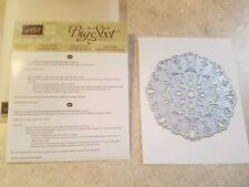 Stampin' Up Sizzix Big Shot Thinlits Die Darling Doily