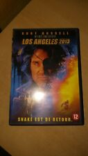 DVD LOS ANGELES 2013 Kurt Russell