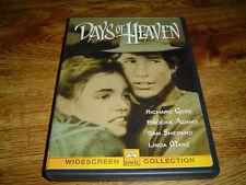 Days Of Heaven-1978(DVD)**OOP**Richard Gere,Sam Shepard,Brooke Adams,T.Mallick