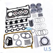 1.8T Engine Rebuilding Kit Fit For VW Golf Jetta Audi A4