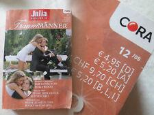 Romanheft Julia Exklusiv -Traummänner -  BAND 145 / 3 Liebesromane im Band