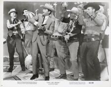 """""""VIVA LAS VEGAS""""-ORIGINAL PHOTO-ROCKABILLY-ELVIS PRESLEY-GUN-COWBOY"""
