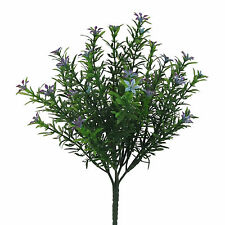 deko blumen k nstliche pflanzen mit lavendel zweige. Black Bedroom Furniture Sets. Home Design Ideas