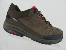 681a159321c89 NEW BALANCE 1300 Rollbar Waterproof Brown Sz 8.5 4E Extra Wide Walking Shoes